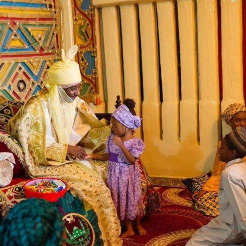 Celebration of Kano Royalty: Emir of Kano, Sanusi Lamido Sanusi on the cover of Thisday Style Magazine 4