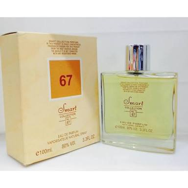 Smart Collection No 67 Perfume For Men 100 ml