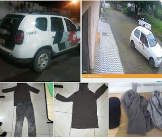 Policia Militar prende homem por roubos em Sete Barras