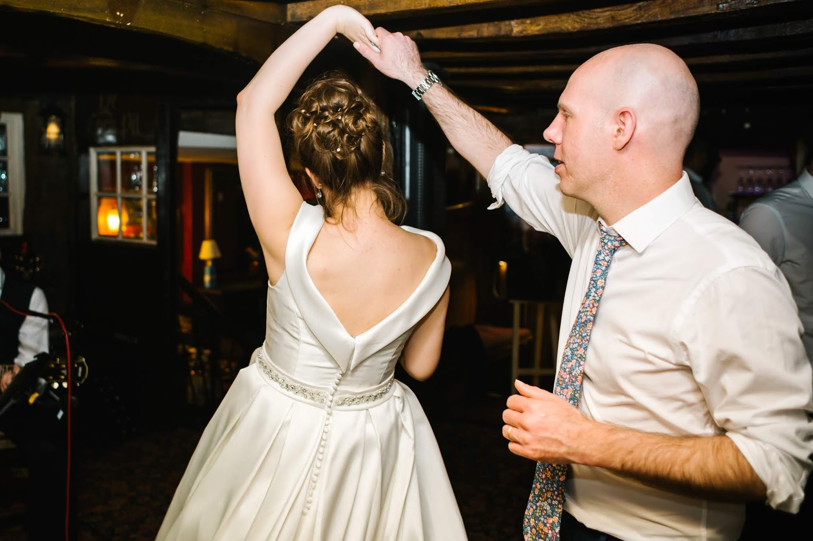 St Albans Wedding: The Party!