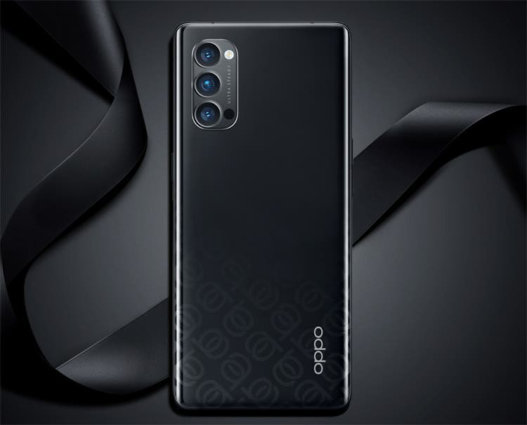 The official photo of OPPO RENO 4 PRO and detailed information