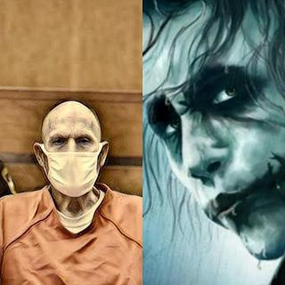Joseph golden state killer america no 1 criminal real life Joker