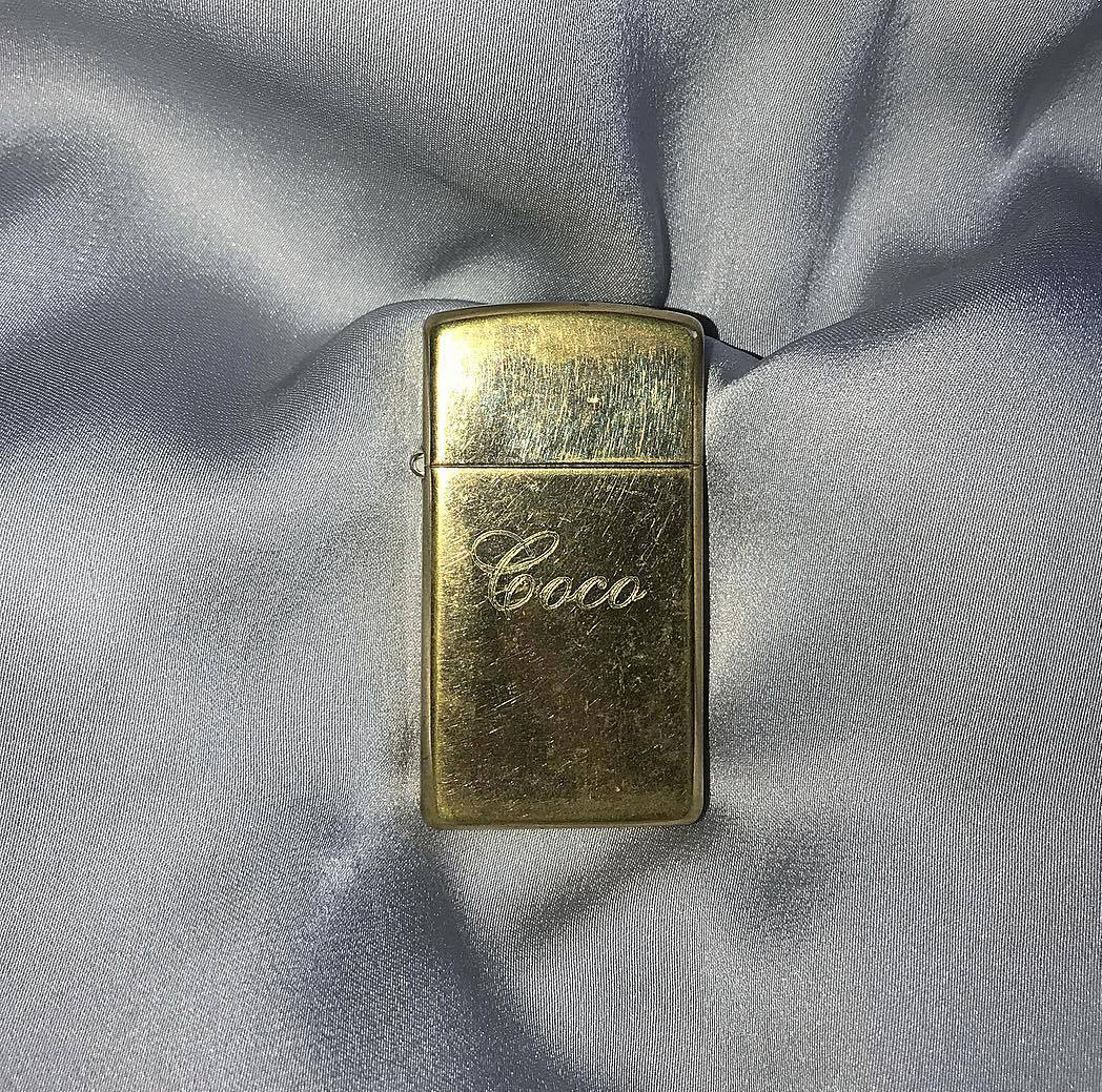 Gold lighter | accessories, objects, vintage, romantic, baroque, victorian, aesthetic, inspiration, decor, bohemian | via @cocobaudelle  | Allegory of Vanity