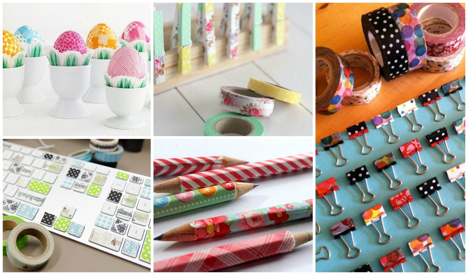 Ideas Para Decorar Con Washi Tape La Mar De Scrap Lmdi 20 Washi Tape
