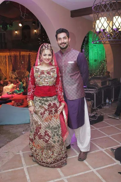 Hania Amir Husband
