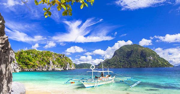 Beautiful Philippines Island