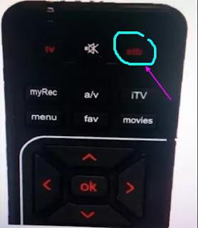 airtel remote control