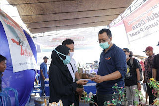 Kunjungi Sumbawa, Mantan Wagub Bangga Dengan Kinerja Bang Zul Pimpin NTB
