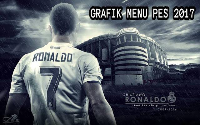 PES 2017 Graphic Menu Real Madrid by Danny Ardiyansyah