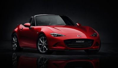 The Mazda MX-5 performance Specs