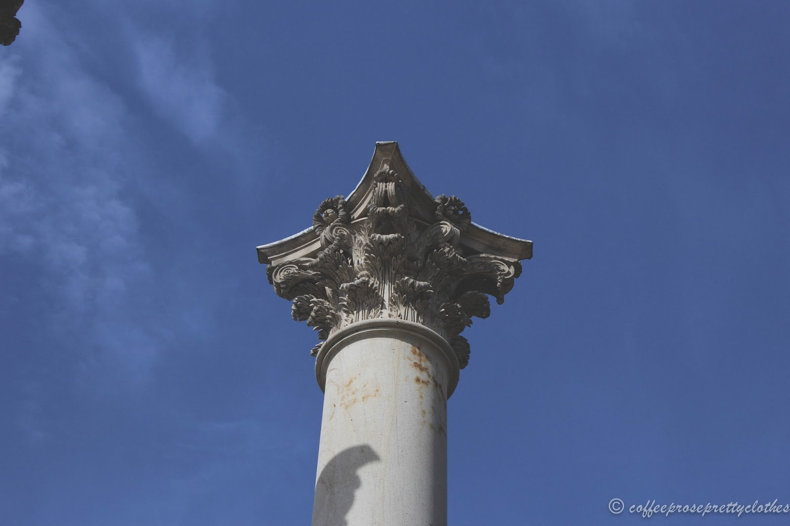 National Arboretum Capitol Columns