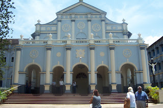 The Chapel of the College of St Aloysius in Mangalore