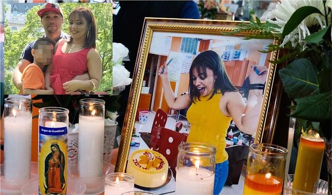 El hijo menor de estilista dominicana asesinada por su padre no sabe que la madre está muerta
