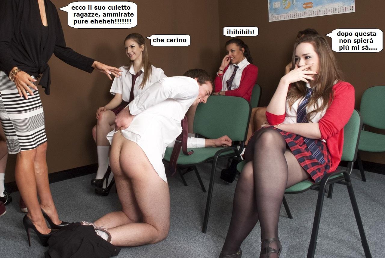 racconti di spanking gay Cinisello Balsamo