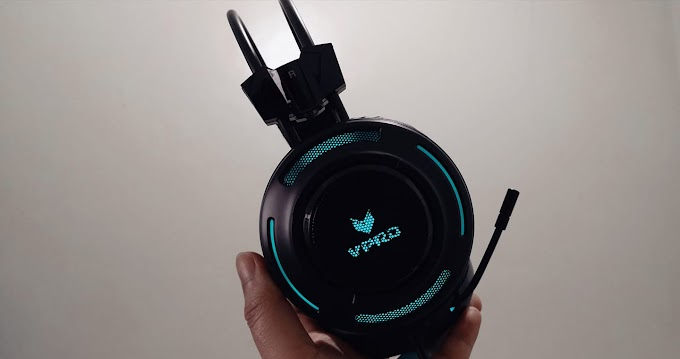 VPRO VH200 Gaming Headset Review