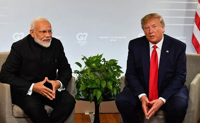 President Trump to Meet Indian & Australian Prime Minister in the US Next Week