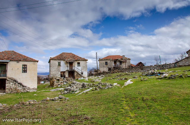 Zovik village in Mariovo - Explore the nature in Macedonia