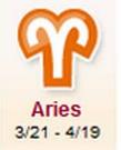 zodiak aries hari ini