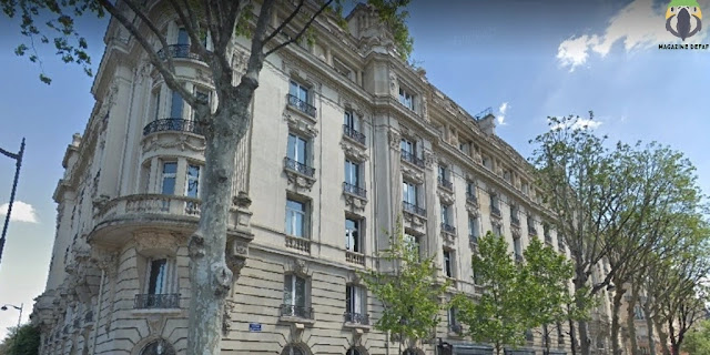 The most expensive residential property in Paris for sale for 280 million
