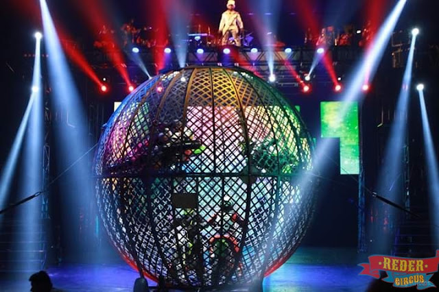reder circus campinas globo da morte