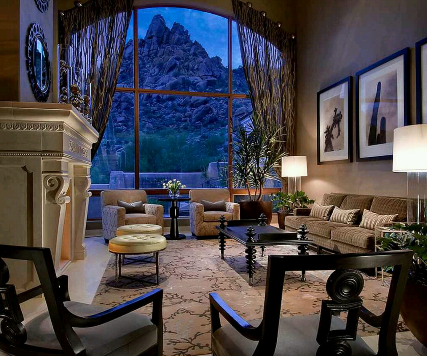New home designs latest Luxury living rooms interior