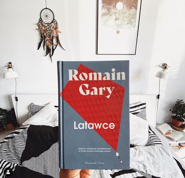 Latawce - Romain Gary