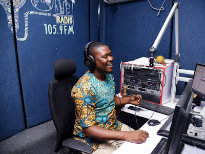 Talk Am As You See Am, New Radio Programme In Town