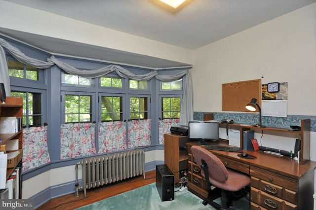 color photo of front bay window room of 1926 West Point Pike, Lansdale, Pennsylvania • Gordon-Van Tine model No. 535-B