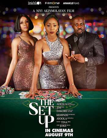 The Set Up 2019 English 330MB HDRip 480p ESubs