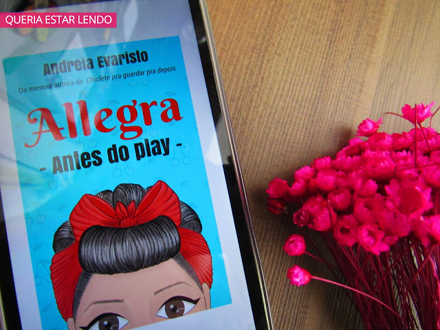 Resenha: Allegra - Antes do Play