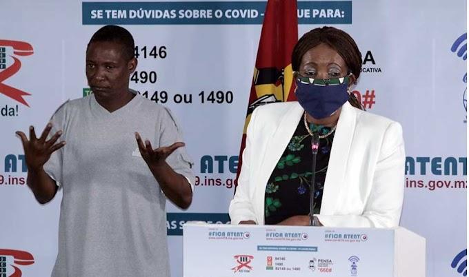 Sobe para 107 o número de infectados pela covid-19 em Moçambique
