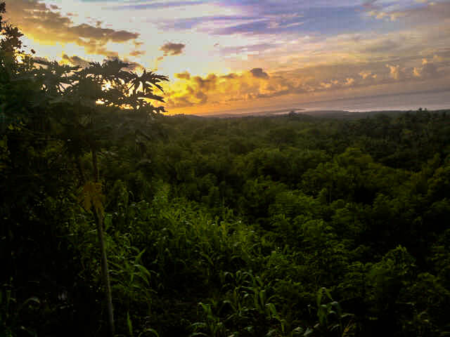 View Beutifull Sunset