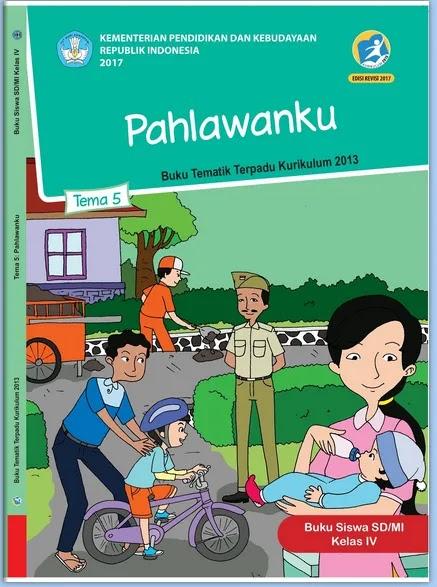 Kunci Jawaban Buku Siswa Tema 5 Kelas 4 Halaman 83, 84, 85, 86, 87
