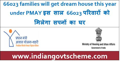 66023 families will get dream house