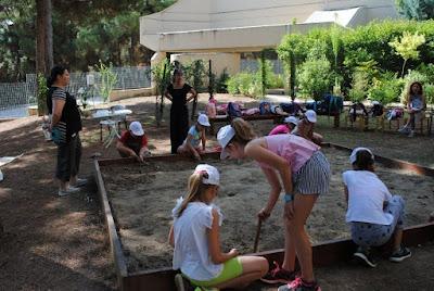 Μικροί Κατασκηνωτές – Μεγάλοι αρχαιολόγοι
