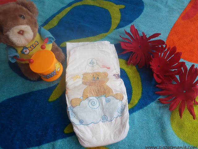 Bambo Nature Diapers Designs and Use