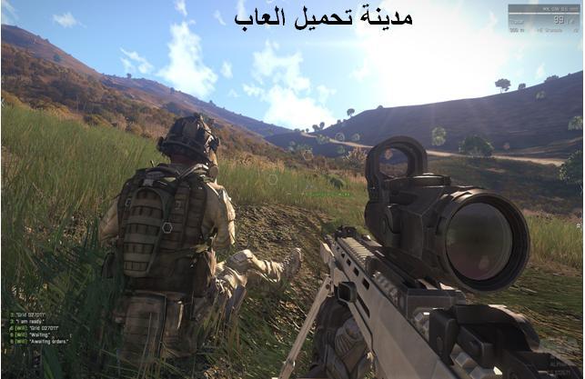 تحميل لعبة arma 3 كاملة برابط واحد