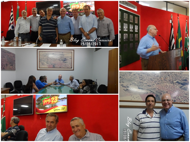 Arnaldo Jardim Secretário da Agricultura Câmara Municipal de Guaíra SP