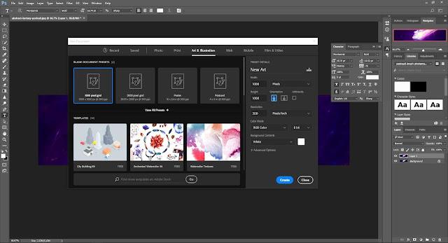 Download Adobe Photoshop CC 2017 Full Version Terbaru 2021 Free Download