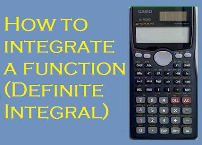 Definite-integration