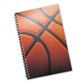 Single Basketball Notebook