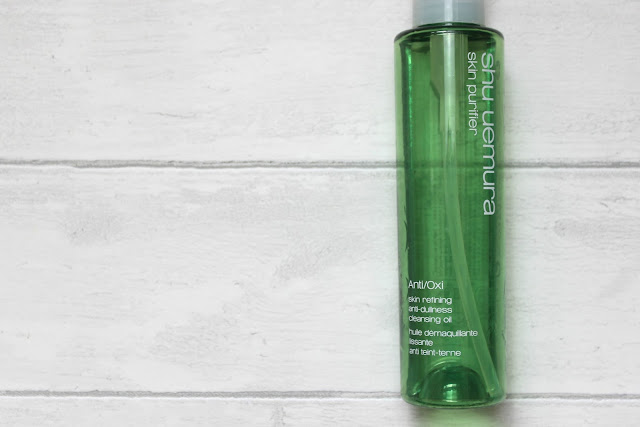 A review of the Shu Uemura Anti/Oxi Cleansing Oil