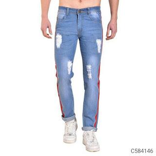 Mark Tailor Denim Rugged Slim Fit Jeans