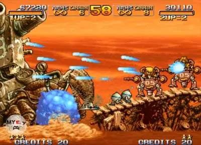 تحميل لعبة Metal Slug 3  مضغوطة للكمبيوتر من ميديا فاير