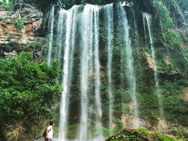 Curug Sawer Mandalamekar Tempat Wisata di Tasikmalaya Terbaru