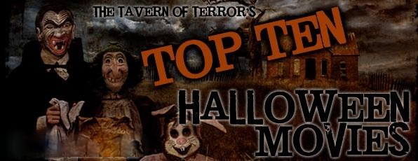 Top 10 Best Halloween Horror movies List