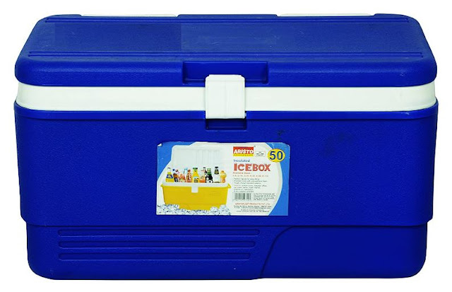 Aristo Plastic Insulated Chiller Ice Box