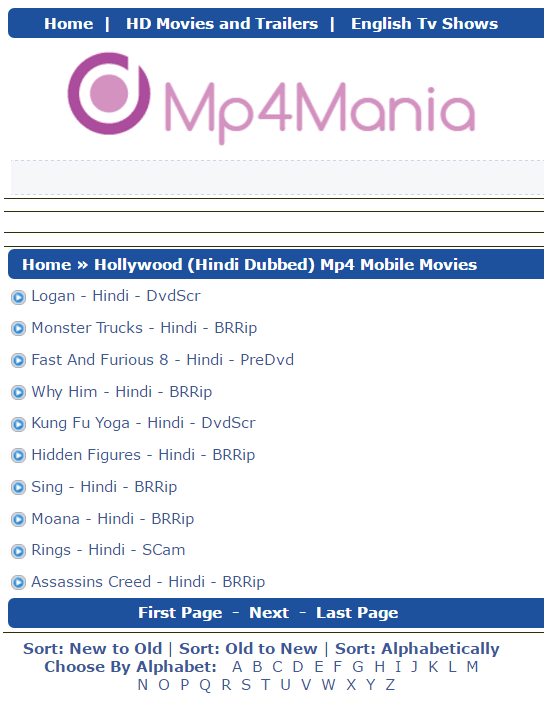 site to download hollywood movies in hd