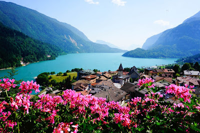 Lago di Molveno (Trento) - Travel blog Viaggynfo