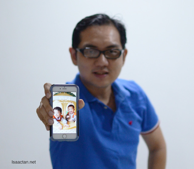 OCBC #MYScreenDream - What's Your Screen Dream?